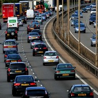 Toll company introduces new measures to tackle M50 'tailgating'