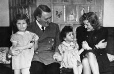 Eva Braun's private photographs released
