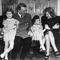 Eva Braun's private photographs released