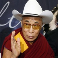 The Dalai Lama in his own words and pictures