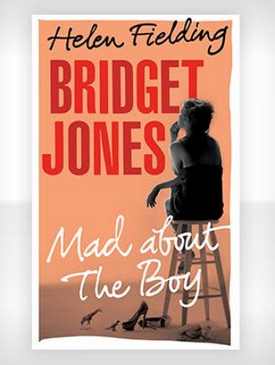Is Bridget Jones now a mammy, and single? Here's her new book cover