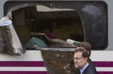 Three days of mourning in Spain after deadly train crash