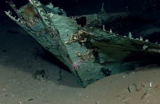 Pics: Two shipwrecks found deep in the Gulf of Mexico