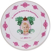 Company left with 5,000 unsold plates after predicting royal princess