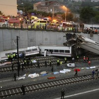 The arrested Spanish train driver is refusing to answer police questions