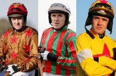 Who will be champion jockey?