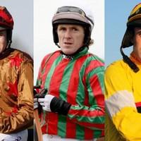 Who will be champion jockey?