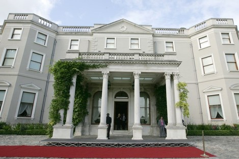 Farmleigh House is the State's official guesthouse which the OPW has spent over €50m on in the past 14 years.