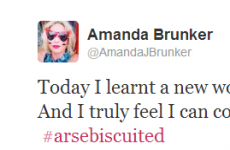 """Tweet Sweeper: Who has just learnt about """"arse biscuits""""?"""