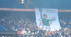 Brilliant gesture from Feyenoord, as dying fan granted last wish