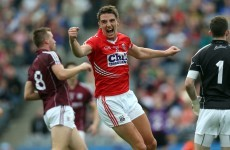 Cork secure dramatic one-point win over Galway