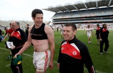 Harte defends Tyrone's 'cynical' play and praises Cavanagh display