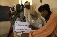 'Large turn-out' in Mali's first election since French intervention