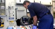'Car vs pedestrian' and a 10-foot fall - a Saturday shift on a Dublin ambulance
