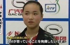 12-year-old table tennis prodigy sets sights on Olympics