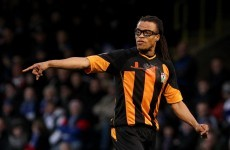 Edgar Davids wants to start a trend by wearing the number 1 jersey