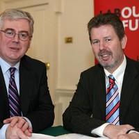 Complaint made over Labour senator Denis Landy's 'bribe' claim