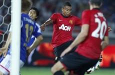 Young Man Utd ace Jesse Lingard scores another preseason cracker