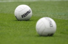 Here's the GAA fixtures for the week ahead