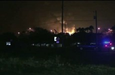 No fatalities after massive Florida gas plant blasts