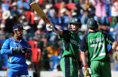 Ireland drawn in tough group for 2015 Cricket World Cup