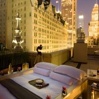 Latest New York hotel craze? The 'outdoor bedroom'