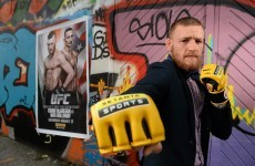 'There is no opponent' - McGregor on Boston fight
