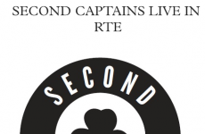 Second Captains to film pilot TV show for RTÉ... and you can go watch