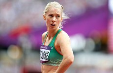 'I couldn't let it go' - Derval O'Rourke on accepting world championships bid is over