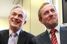 Does Richard Bruton still want Enda Kenny's job?