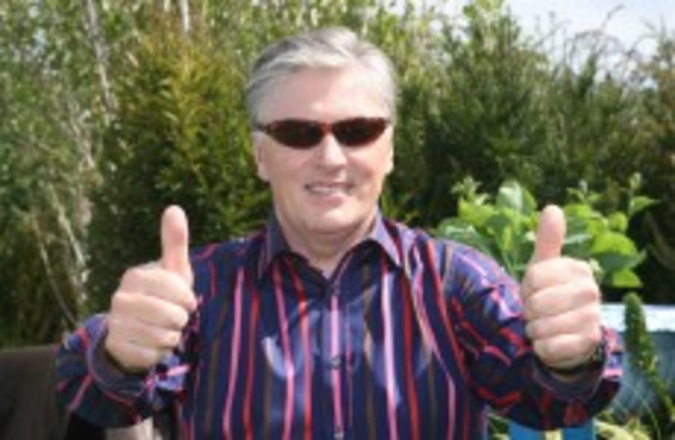Did Pat Kenny leave RTE because people were being mean to him?