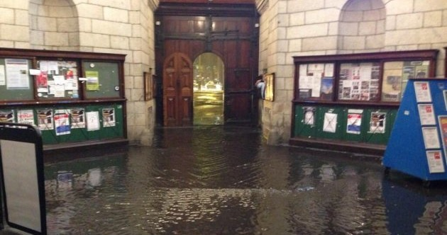 IBM's 'Deep Thunder' system could be used in Dublin to predict flash floods