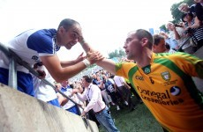 Lacey back in Donegal starting team to face Mayo next Sunday