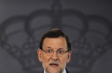 Spanish PM is grilled over corruption scandal