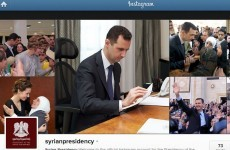Syrian leader Bashar Asssad joins Instagram in 'despicable PR stunt'
