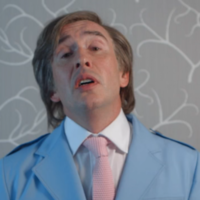 Alan Partridge has a special message for Ireland