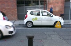Clamped! GoCar fined despite free parking law