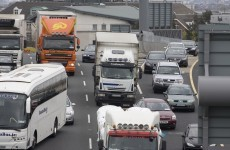 Government may cover €3million in tolls to try to 'coax truckers off back roads'