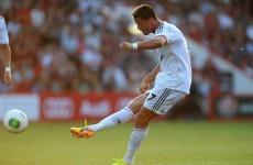 Departures Lounge: Emma Watson unimpressed with latest Ronaldo-to-United rumour