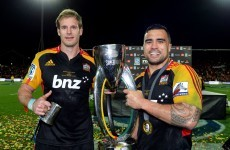 Chiefs stage stunning comeback to win consecutive Super Rugby titles