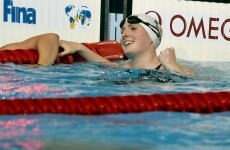 Fiona Doyle fails to gain place in final despite breaking Irish record