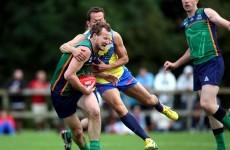 Ireland get off to winning start at AFL European Championships