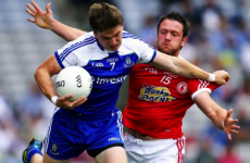Monaghan boss O'Rourke 'bitterly disappointed' at quarter-final defeat