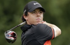 Rory McIlroy shoots under par for first time in 2 months