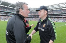 'Wheels came off' admits Jim McGuinness as Enda Kenny whoops up Mayo win