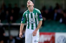 Spoils shared by Bray and Shels in relegation six-pointer