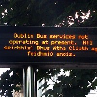 No sign of renewed talks as Dublin Bus strike enters second day