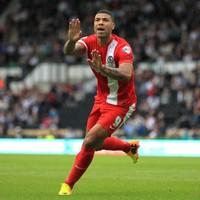 Leon Best scored a last minute equaliser for Blackburn today