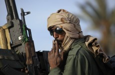 Libya latest: Pro-Gaddafi forces appear to be turning the tide of rebel revolt