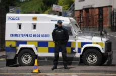 Investigation after 'shots fired' at police in Belfast